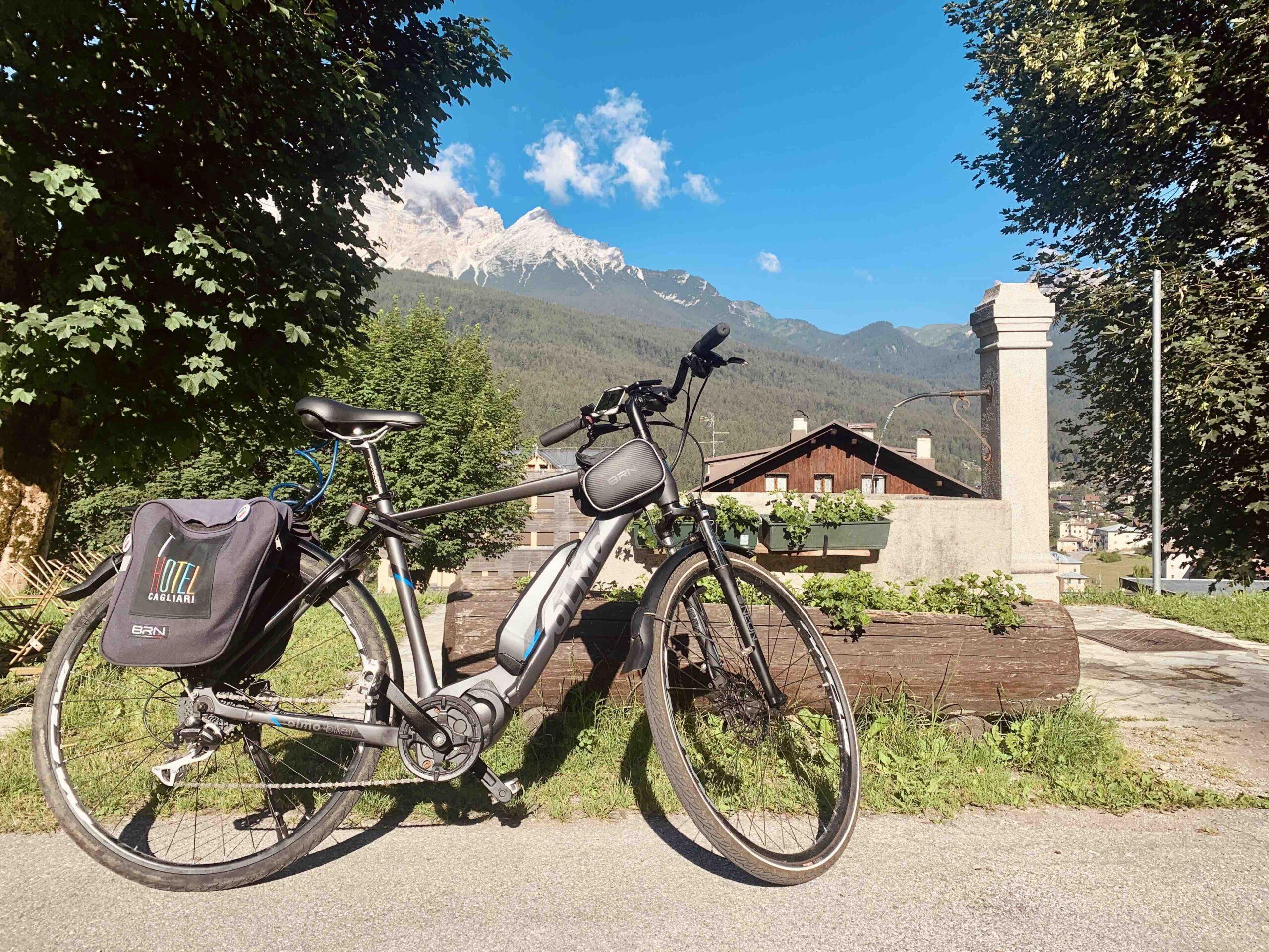 La ciclabile delle Dolomiti